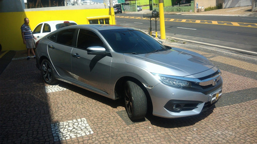 honda civic touring 1.5 turbo top de linha