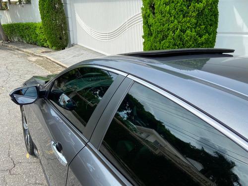 honda civic touring 2018 c/garantia até fev/2021 e baixo km