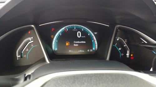 honda civic turbo 0km