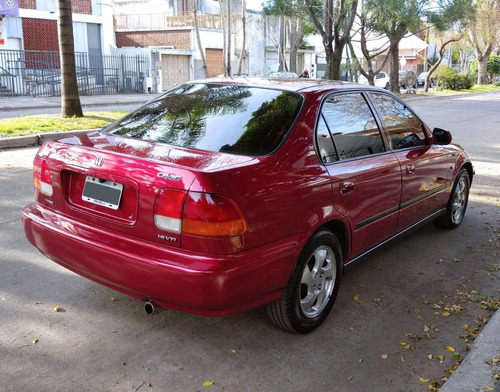 honda civic vti ek4 sedan 1999 2do dueño motor b16a2