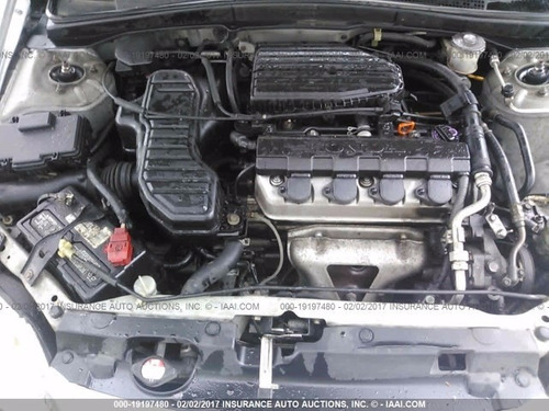 honda civiv 2001 motor 1.7