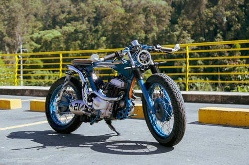 honda cm200t custom cafe racer streetfighter