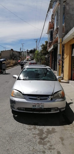 honda coupe 2002 std factura original