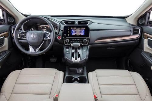 honda cr-v 1.5 turbo plus cvt 2017