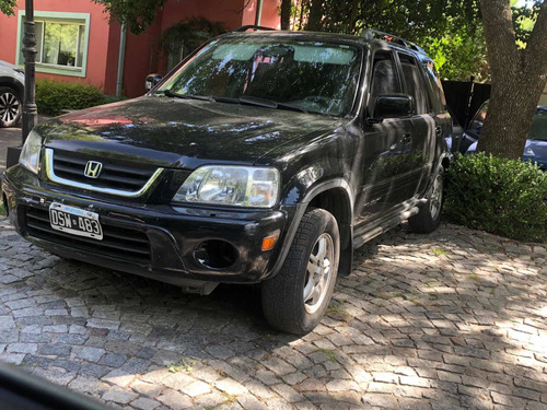 honda cr-v 2.0 4x4 si at 1999 la mas full, unica km reales