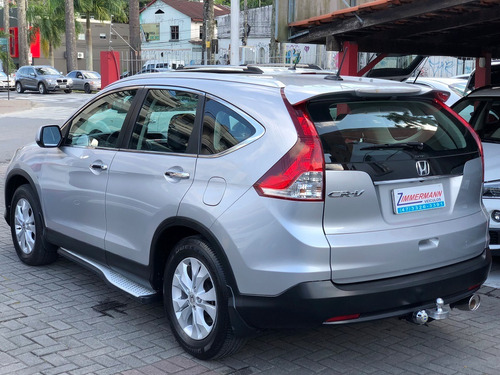 honda cr-v 2.0 exl 4x2 flex aut. 5p 2013 top unico dono