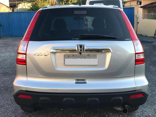 honda cr-v 2.0 exl 4x4 aut. 5p (2º dono)