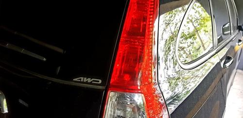 honda cr-v 2.0 exl 4x4 aut. 5p 2009 , ipva pago, pneus novos