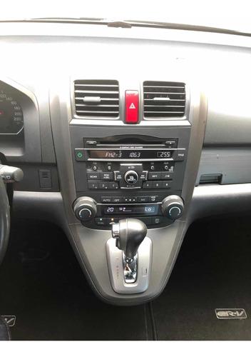 honda cr-v 2.0 exl 4x4 aut. 5p 2011