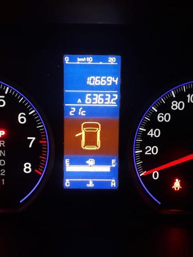 honda cr-v 2.0 exl 4x4 aut. 5p ano 2010