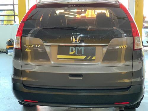 honda cr-v 2.0 exl 4x4 automatica  2012 / 2012