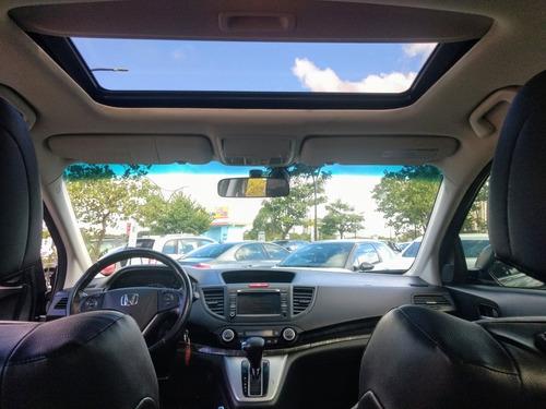 honda cr-v 2.0 exl 4x4 flex aut. 5p 2013