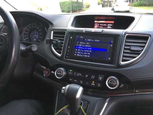 honda cr-v 2.0 exl 4x4 flex aut. 5p, único dono, impecável!!