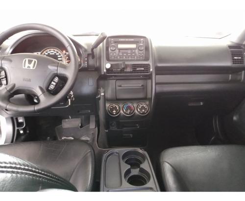 honda cr-v 20-si-4x4 - 16 v - gasolina - automatico