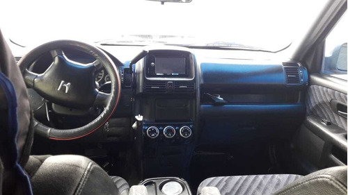 honda cr-v 2003 azul 5 puertas revisión 2020 ($ negociable)