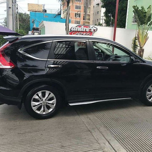 honda cr-v 2012 4x4 negra full financiamiento disponible