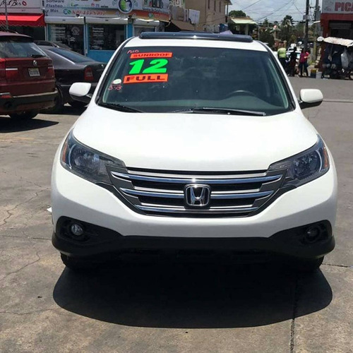 honda cr-v 2012 nueva ex varias disponibles