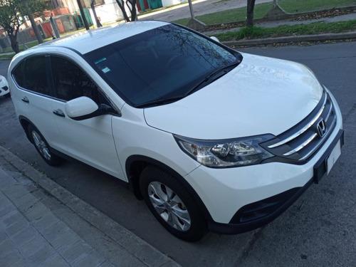 honda cr-v 2013 2.4 4x2 lx automatica linea nueva jub liqui
