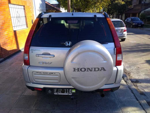 honda cr-v 2.4 4x4 ex 2004