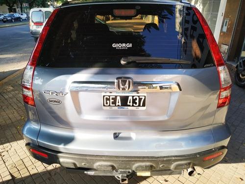 honda cr-v 2.4 4x4 ex 2007