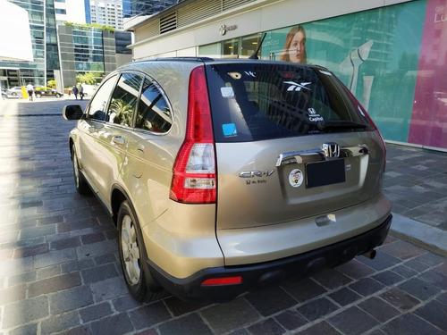 honda cr-v 2.4 4x4 ex at 2007