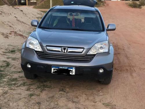 honda cr-v 2.4 4x4 ex-l at 2007