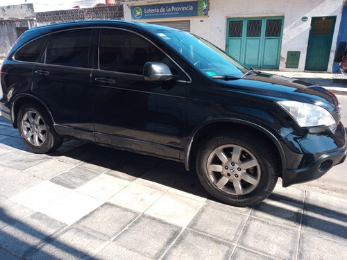 honda cr-v 2.4 4x4 ex-l at 2007