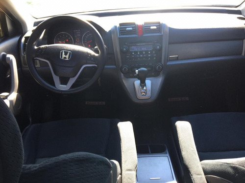 honda cr-v 2.4 ex at 4wd (mexico) 2008