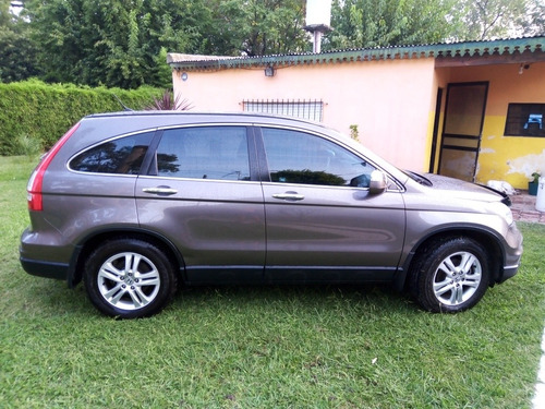 honda cr-v 2.4 ex at 4wd (mexico) 2010