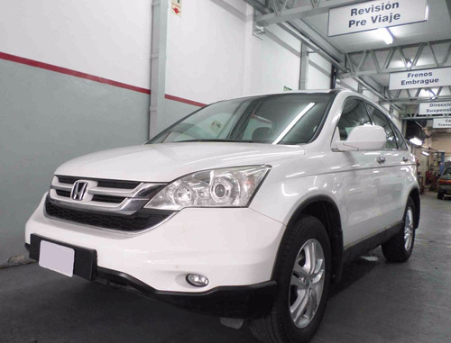 honda cr-v 2.4 ex at 4wd (mexico).