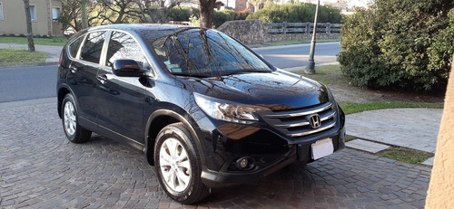 honda cr-v 2.4 ex l 4wd 185cv at 2013 fierreras.