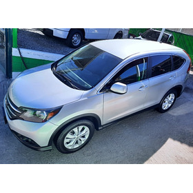 Honda Cr-v 2.4 Ex Piel 2014