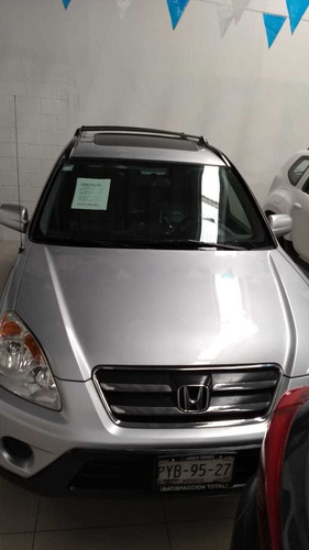 honda cr-v 2.4 exl 156hp mt 2006
