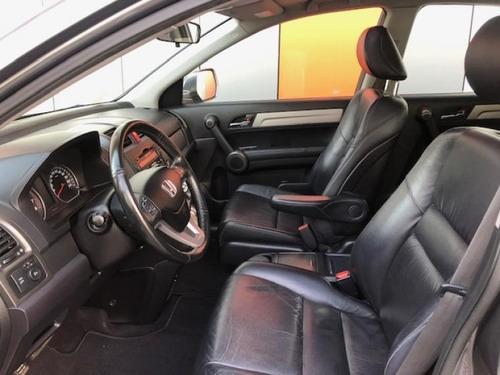 honda cr-v  2.4 exl 4x4 aut 2012