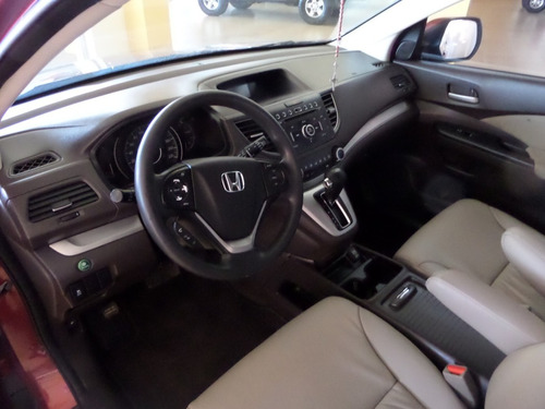 honda cr-v 2.4 exl mt