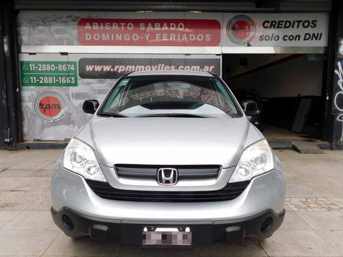 honda cr-v 2.4 lx at 4wd 2009 rpm moviles