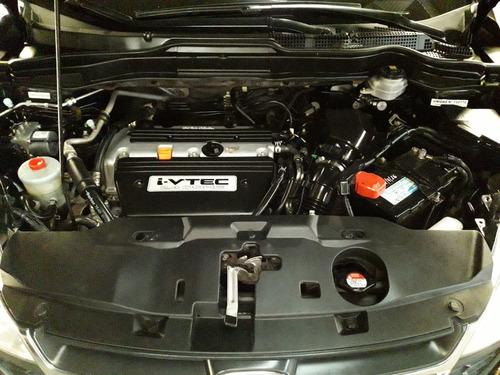 honda cr v 2.4 lx automatica 2011