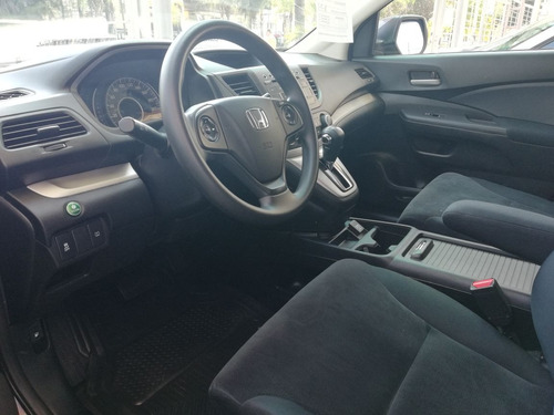 honda cr-v 2.4 lx mt
