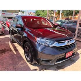 Honda Cr-v 2.4l Ex Cvt Aut 2017 Iva Credito Recibo Auto Fina