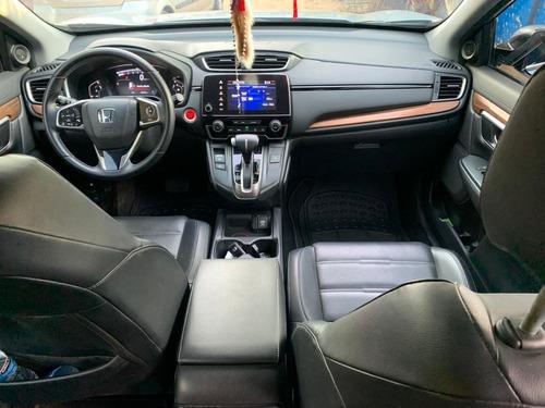 honda cr-v 5p touring 1.5lt turbo aut