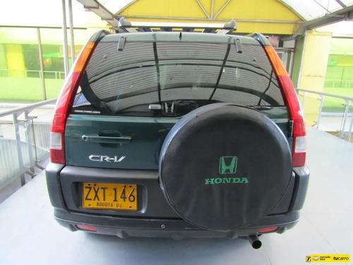 honda cr-v at 2400 4x4