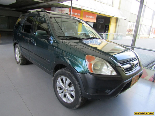 honda cr-v at 2400 4x4