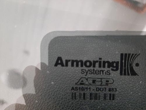 honda cr-v  at 4x4 - blindada antibalas  rb3 agp armoring