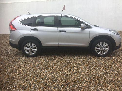 honda cr-v city plus 2014 4x2 plata
