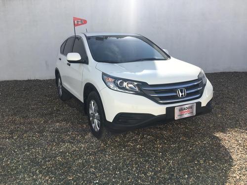honda cr-v city plus 2014 aut blanco con garantia