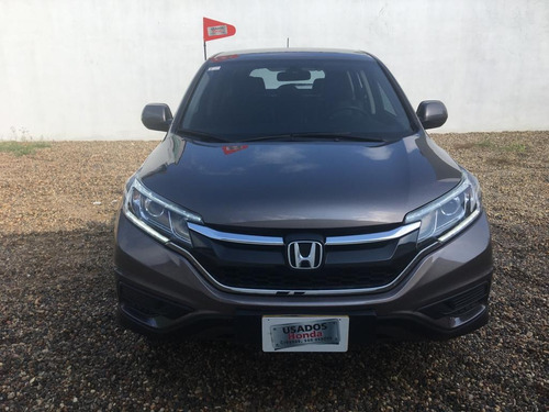 honda cr-v city plus 2015  4x2 titanio excelente estado
