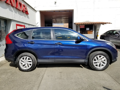 honda cr-v city plus 2.4 m 2.016 azul obsidian