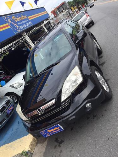 honda cr-v elx 2.0 2008  m & f veículos