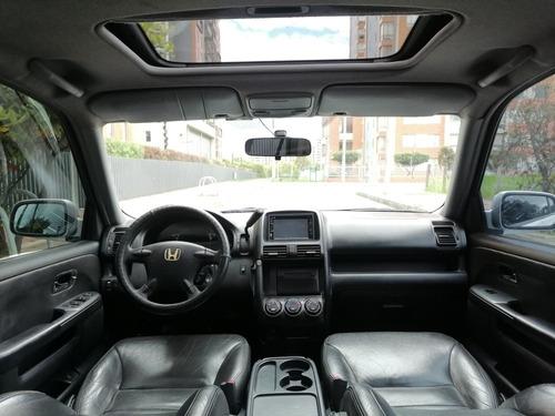 honda cr-v ex 2400 cc 4x4 automatica 2005