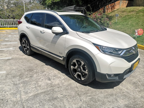 honda cr-v exl 4x4 turbo 2017 2017
